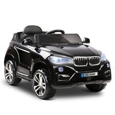 Rigo BMW X5 Inspired 12V Remote Ride On Car - Black