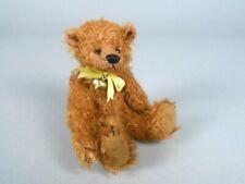 Deb Canham Hero Mohair Bear Miniature Animal