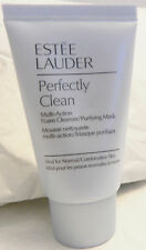 New Estee Lauder Perfectly Clean Multi-Action Foaming Cleanser/Purifying Mask