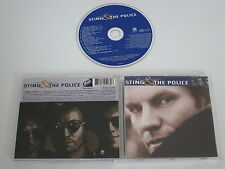 STING/THE POLICE/THE BEST OF STING & THE POLICE(A&M 540 428 2) CD ALBUM