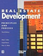 Real Estate Development: Principles and Process 3rd Edition  Miles, Mike E.  Goo
