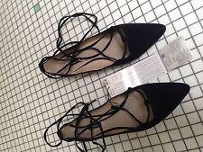 Mango chaussures neuves T37 en daim noir
