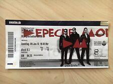 Depeche Mode ++ Konzert Karte Ticket für Sammler ++ 09.06.2013 ++ Berlin ++