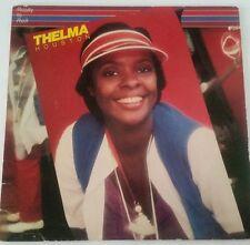 THELMA HOUSTON Ready to Roll LP  Tamla T7-381R1