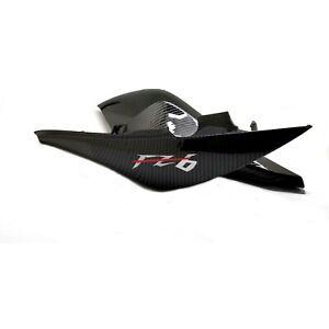 Carbon Fiber Rear Back Tail Fairing Cowling Shroud For 2004-2009 YAMAHA FZ-6 FZ6