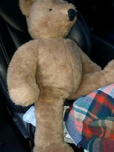 Vintage 1979 North American Bear Company Scarlette O'Beara Stuffed Plush Teddy