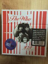 The Who-Les premiers Singles Box Set x 12 CD-ENVOI GRATUIT