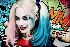 Harley Quinn suicidio escuadrón Grande Maxi Poster Art Print 91x61 Cm
