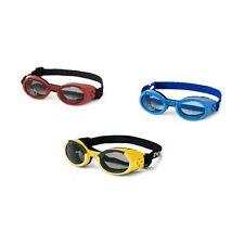 lunettes coloris bleu pour chiens de + 41 kg