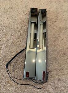 90 91 92 Cadillac Fleetwood Brougham exterior opera lights Lamps PLEASE READ