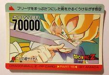 Dragon Ball Z PP Card 670