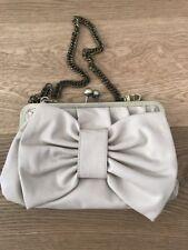 MORE & MORE, Handtasche, Tasche, Clutch, Damen, 21 × 15 cm,Beige,