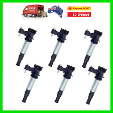 6 Holden One Tonner Caprice Statesman Commodore Ignition Coil Crewman VZ WL 3.6L