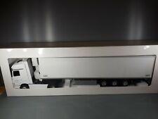 Eligor 1:43 111107 camion LKW Sattelzug unbedruckt , Blanco , neutral