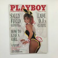 Playboy Magazine - SALLY FIELD Cover & Interview, March 1986