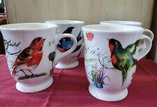 "Large ""Spring Garden"" Botanical Print Coffee Mugs by Williams & Sonoma"