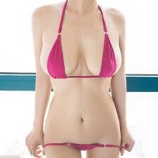 Mini G-String Women Thong Micro Swimwear Underwear Bikini Set Lingerie Sets