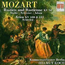 Mozart: Bastien und Bastienne KV 50 (Gesamtaufnahme) ... | CD | Zustand sehr gut