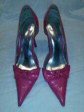 Dollhouse Hot Pink Heels Size 9