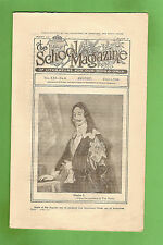 #D280.  NSW SCHOOL MAGAZINE Class V  JULY. 1st  1936, KING CHARLES I COVER