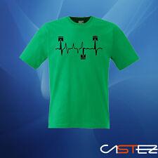 Camiseta piston pistones linea vida jdm hellaflush (ENVIO 24/48h) VARIOS COLORES