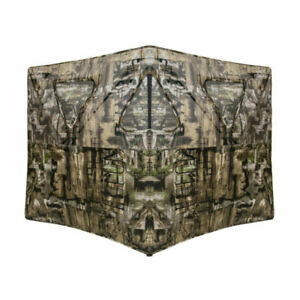 Primos Double Bull Stakeout Blind with Surroundview 65158