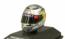 MINICHAMPS 381120201 Arai Helmet Seb Vettel world champion 2012 scala 1/8