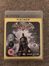 Batman: Arkham Asylum -- Platinum (Sony PlayStation 3, 2010) - Versión Europea