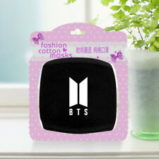 Kpop Bangtan Boys Mouth Mask Antidust Face Respirator Suga Jimin Jin J-hope V