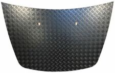 LAND ROVER DISCOVERY 2/TD5 BLACK BONNET PROTECTOR CHEQUER to 48014