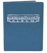 Album Ultra Pro Collector Portfolio classeur A5 pour 40 / 80 cartes Bleu 83010