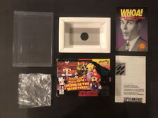 Super Mario Rpg Snes Box Inserts And Box Protector