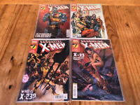 Marvel X-Men Collector's Edition Comic Books - Issue #145 #146 #147 #148