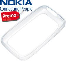 Custodia morbida SOFT-COVER ORIGINALE CC-1046 per Nokia LUMIA 710 BIANCO guscio