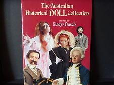The Australian Historical Doll Collection by Gladys Busch (paperback in English)