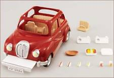 SYLVANIAN FAMILIES JP V-01 FAMILY RED CAR CALICO CRITTERS EP27610