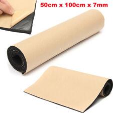 100CMX50CM schiuma FONOASSORBENTE autoadesiva Tappeto isolante 10mm isolamento