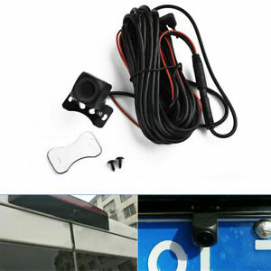 5Pin Car 720P Rear View Camera Waterproof Fit For DVR Mirror Dash Cam 2.5mm Jack