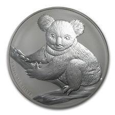 2009 Australia 1 kilo Silver Koala BU