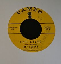 Ray Vernon Cameo 109 Remember You're Mine and Evil Angel