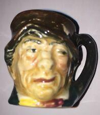 Paddy Vintage Royal Doulton Toby Jug Character Mug 1940s D6145 Tiny