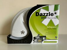 Dazzle DVD Recorder Video Capture Device With Cables - New BNIB