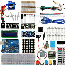 Project Complete Starter  Kit for Arduino UNO R3 & Mega 2560 Raspberry Pi DIY