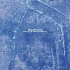 Tim Thornton and Anders Thoren Kjetil Jerve - Circumstances [CD]