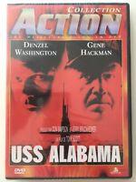 USS Alabama DVD NEUF SOUS BLISTER Denzel Washington, Gene Hackman