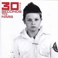 30 SECONDS TO MARS Self Titled CD - New