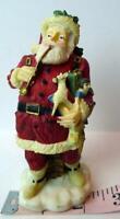 Santa Claus  Old St Nick United States American 1992 Vintage Figurine Decoration