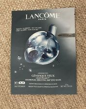 """BN """" LANCOME """" ADVANCED GENIFIQUE YEUX LIGHT PEARL EYE MASK - 10G !"""