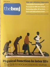 British Medical Journal BMJ 31 March - 7 April 2018 (No. 8147) 360:505-546