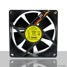 Gembird 80mm COMPUTER CASE PC FAN | 80mm 8cm | Quiet Silent Fan | Ball Bearing